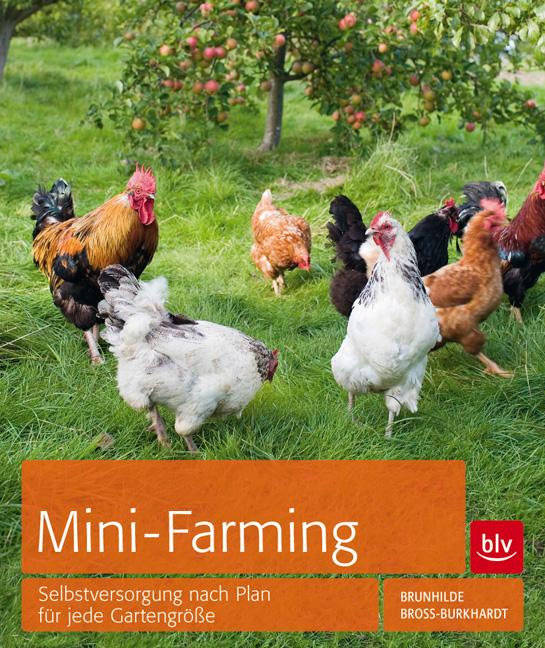 Mini-Farming: Selbstversorgung nach Plan für jede Gartengröße - Wolfgang Funke