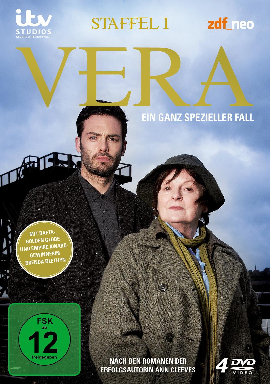 Vera - Ein ganz spezieller Fall/Staffel 1