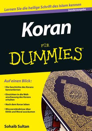 Koran für Dummies - Sohaib Sultan