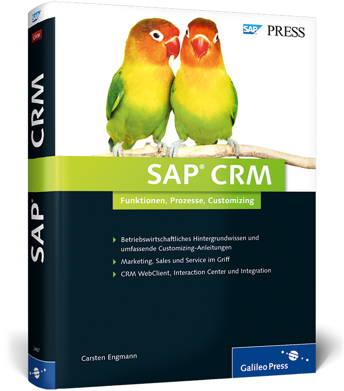 SAP CRM (SAP PRESS) - Engmann, Carsten