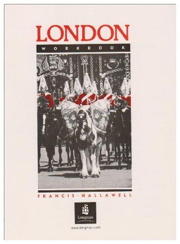 London: Video Activity Book (Longman Background...