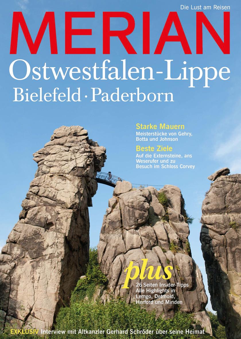 MERIAN Ostwestfalen-Lippe mit Bielefeld (MERIAN...