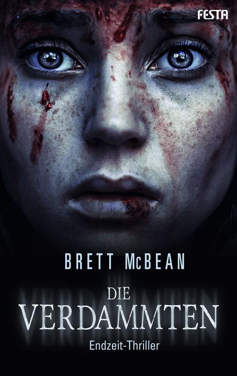 Die Verdammten - Brett McBean