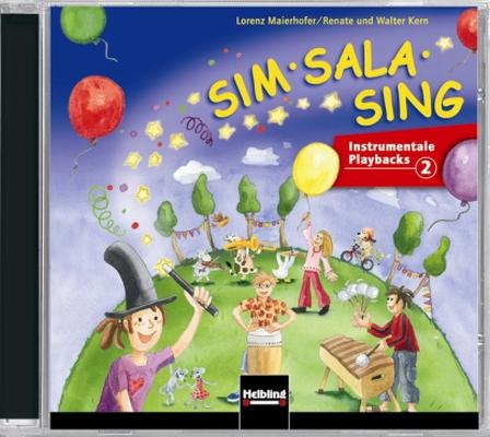Sim Sala Sing: Instrumentale Playbacks - Lorenz Maierhofer [5 Audio CDs]
