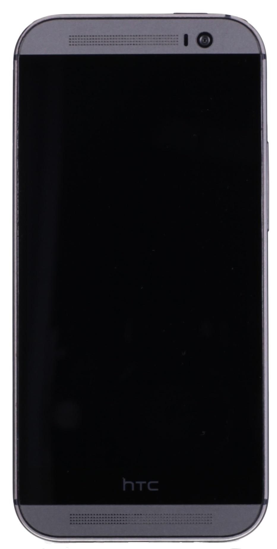 HTC One (M8) 16GB metall grau