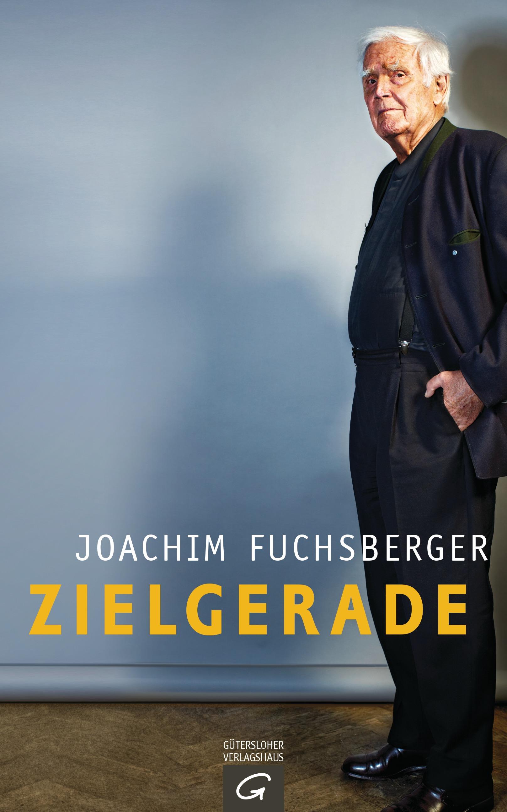 Zielgerade - Joachim Fuchsberger [Gebundene Ausgabe]