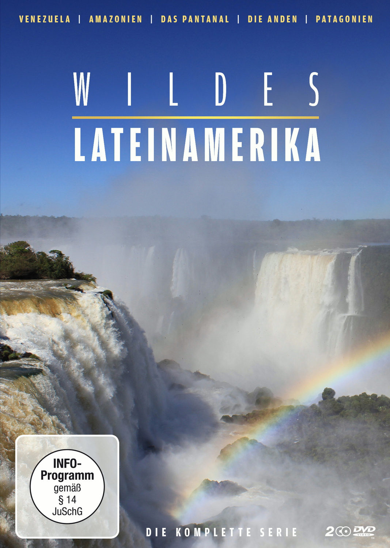 Wildes Lateinamerika (Venezuela, Amazonien, Pan...