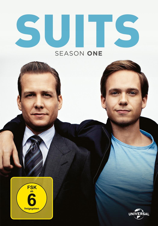 Suits - Season 1 [3 DVDs]