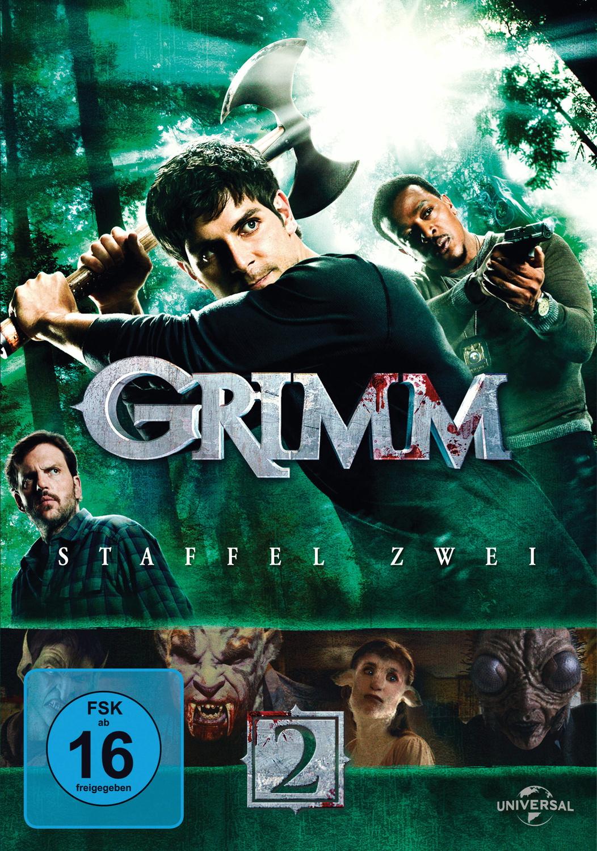Grimm - Staffel zwei [6 DVDs]