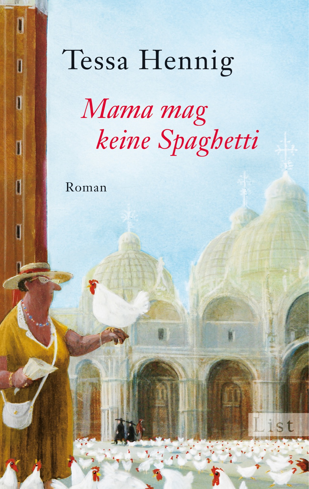 Mama mag keine Spaghetti - Tessa Hennig