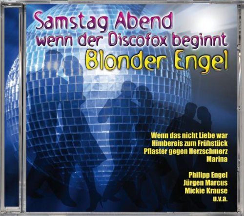Various - Discofox-Blonder Engel