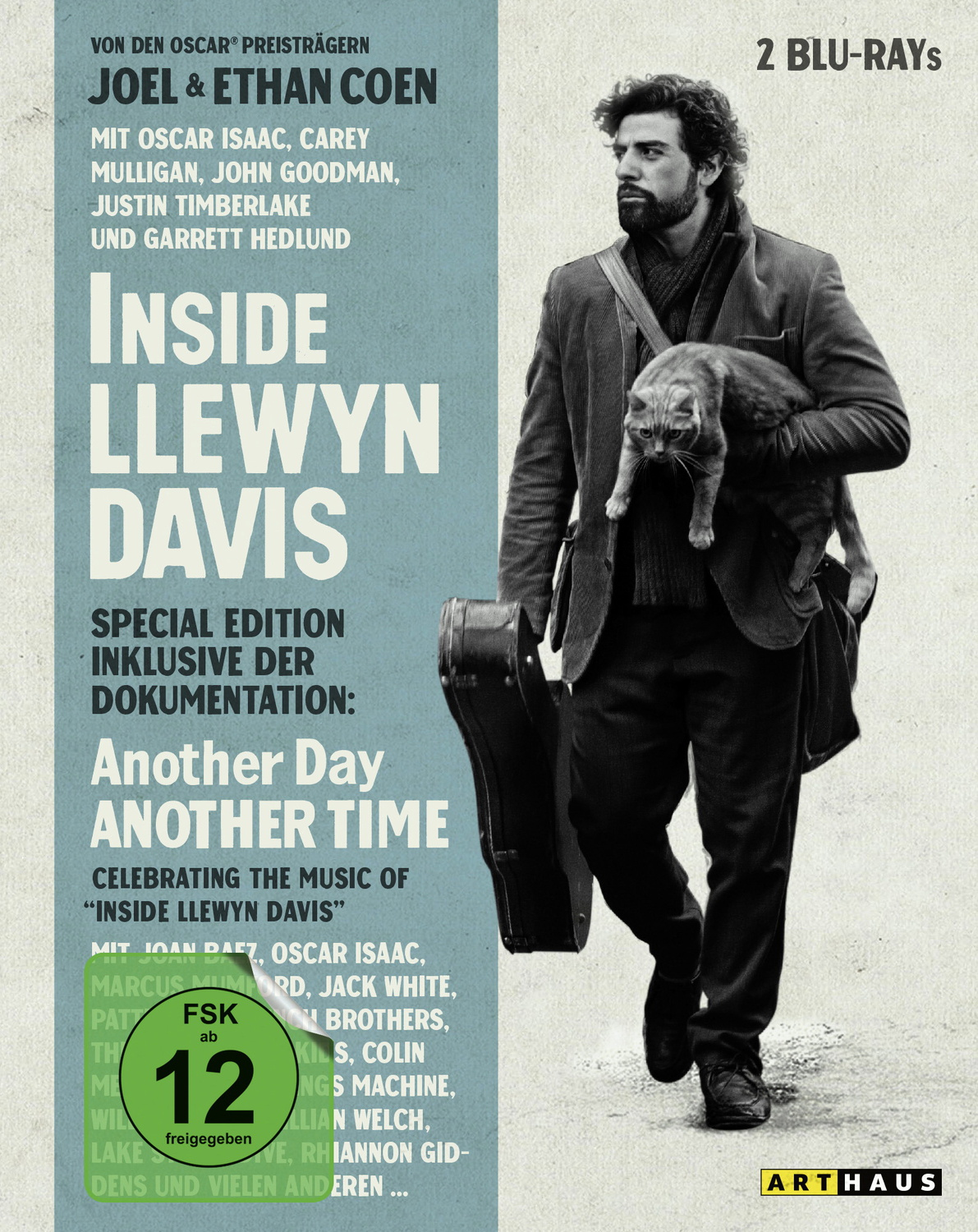 Inside Llewyn Davis/Another Day, Another Time [2 Discs]