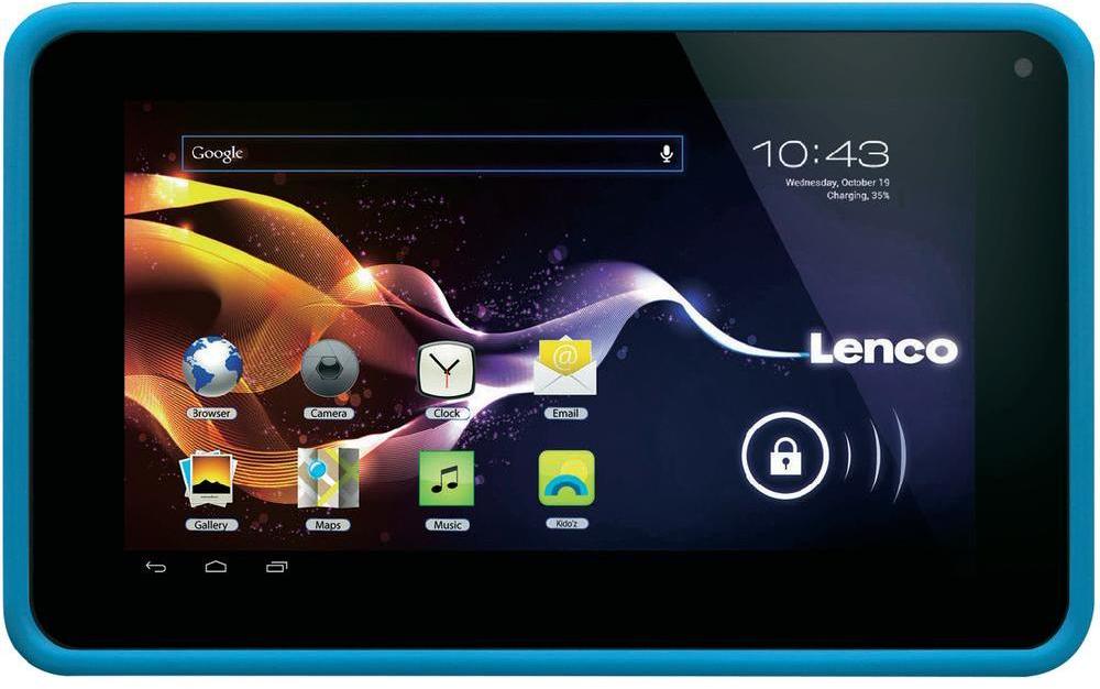 Lenco Cooltab-70 7 4GB [Wi-Fi] blau