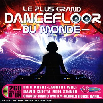 Various - Le Plus Grand Dancefloor Du Mo