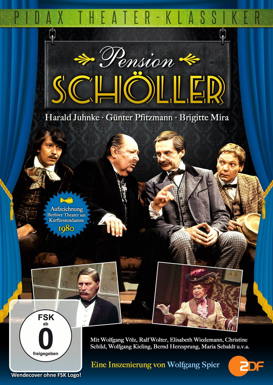 Pension Schöller - Die erfolgreichste Inszenier...