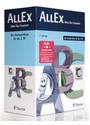 AllEx - Alles fürs Examen: Das Kompendium für die 2. ÄP [3 Bände, Broschiert, 2. Auflage 2014]