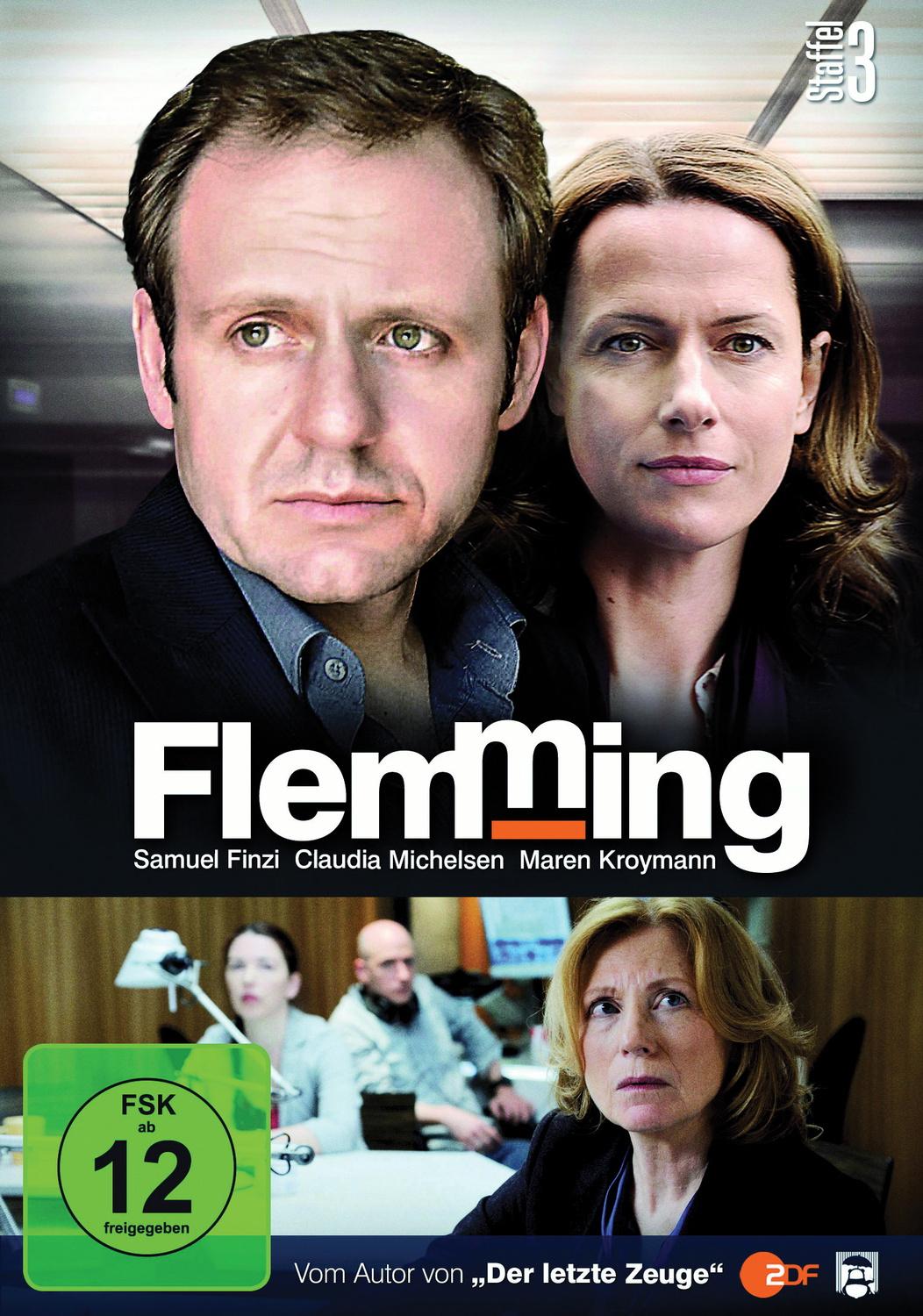 Flemming - Staffel 3 [3 DVDs]