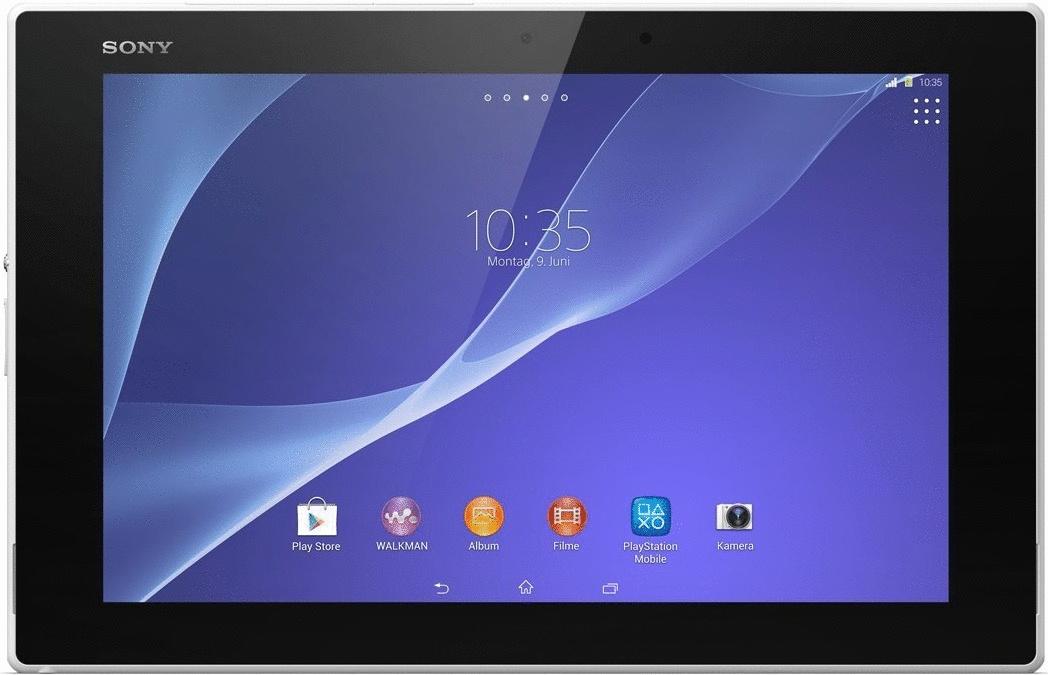 Sony Xperia Z2 Tablet 10,1 32GB [Wi-Fi] weiß
