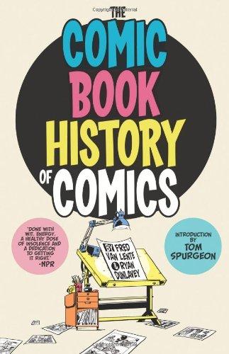 Comic Book History of Comics - Lente, Fred Van