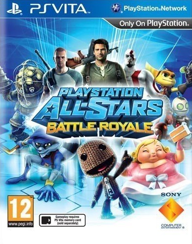 Playstation All-Stars Battle Royale [Internatio...