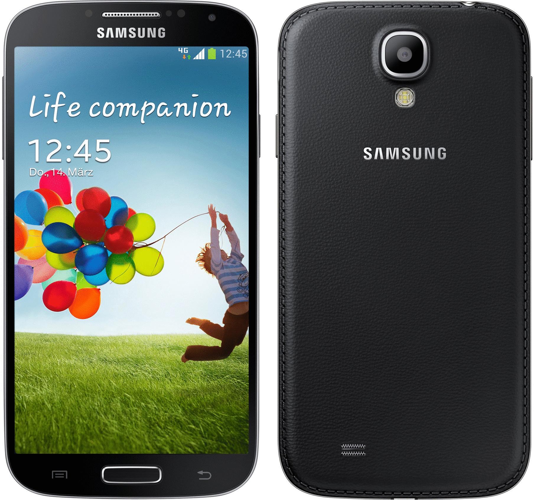 Samsung I9506 Galaxy S4 with LTE+ 16GB deep black
