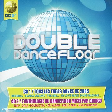 Various [Warner Music France] - Double Danceflo...