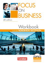 Focus on Business - Workbook - Ausgabe Nordrhein-Westfalen, mit Lösungsschlüssel - Megan Hadgraft [inkl. CD, Broschiert]