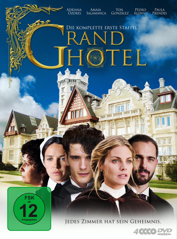Gran Hotel - Die komplette erste Staffel [4 DVDs]