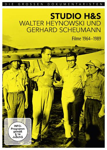 Studio H&S - Walter Heynowksi und Gerhard Scheumann [5 DVDs]