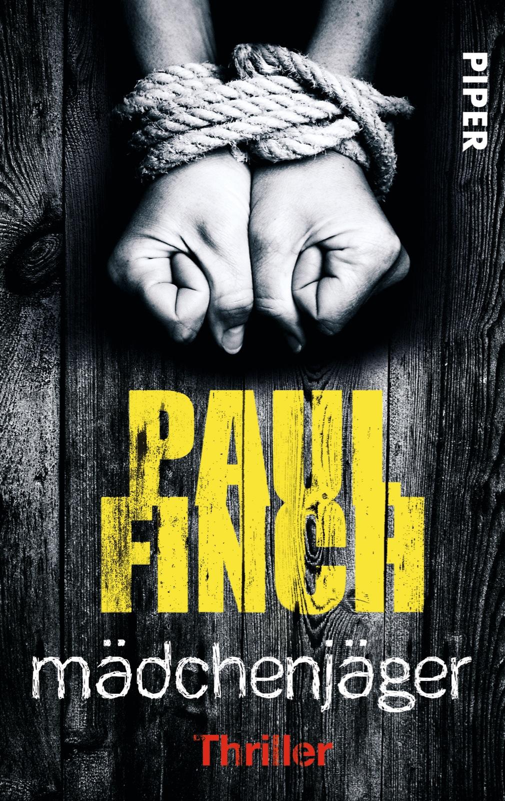Mädchenjäger - Paul Finch [Taschenbuch]