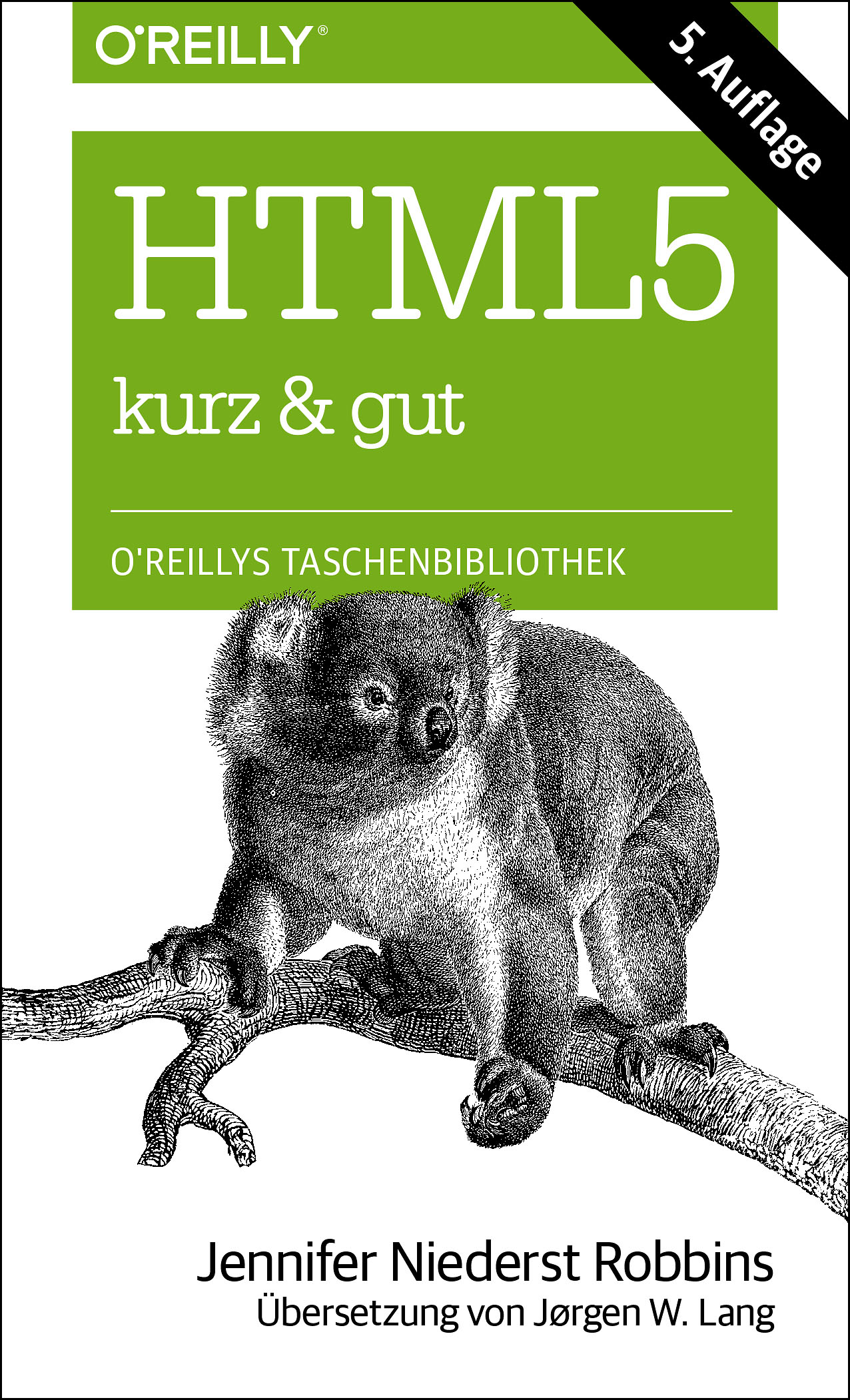 HTML5 - kurz & gut - Niederst Robbins, Jennifer