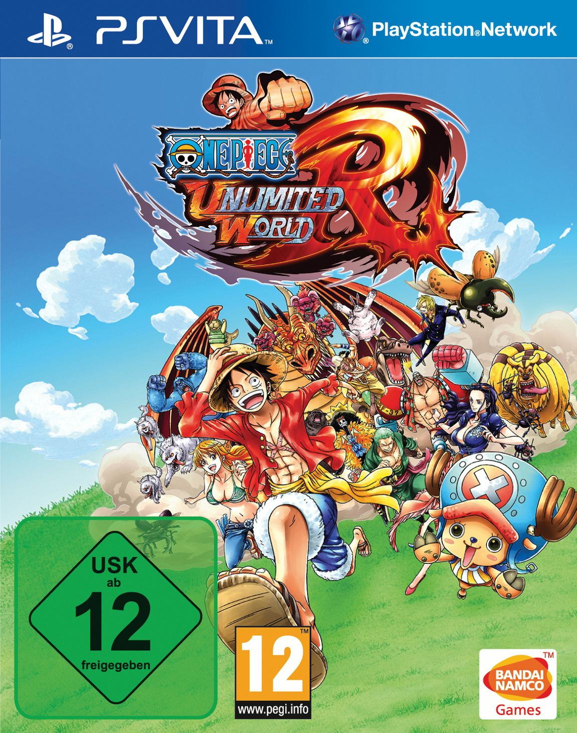 One Piece Unlimited World Red [Strohhut Edition]