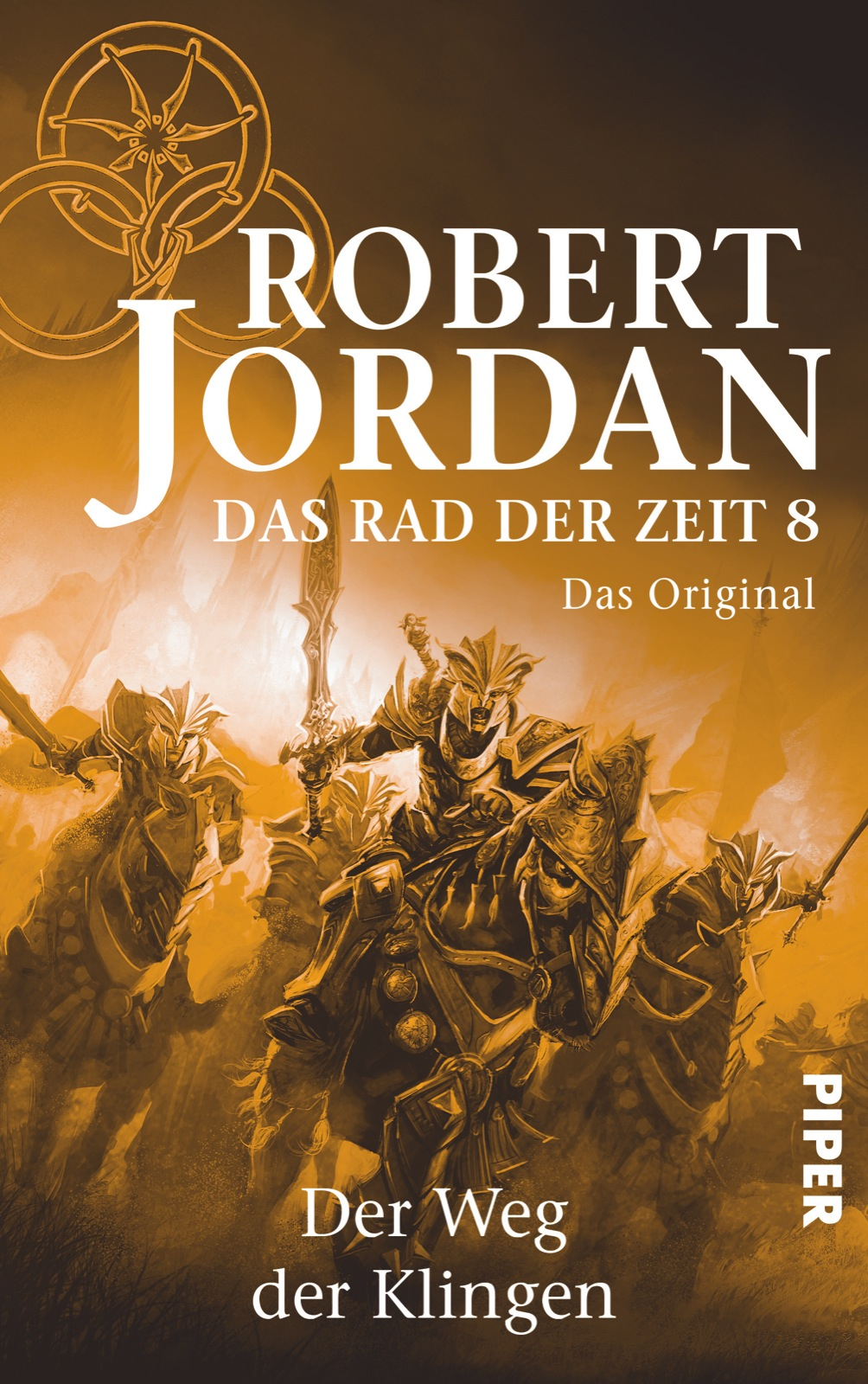 Das Rad der Zeit - Band 8: Der Weg der Klingen - Robert Jordan