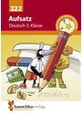 Aufsatz: Erlebnisdarstellung - Ein Übungsprogramm mit Lösungen für die 3. Klasse - Gerhard Widmann [2. Auflage 1991]