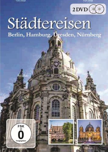 Städtereisen - Berlin, Hamburg, Dresden, Nürnbe...
