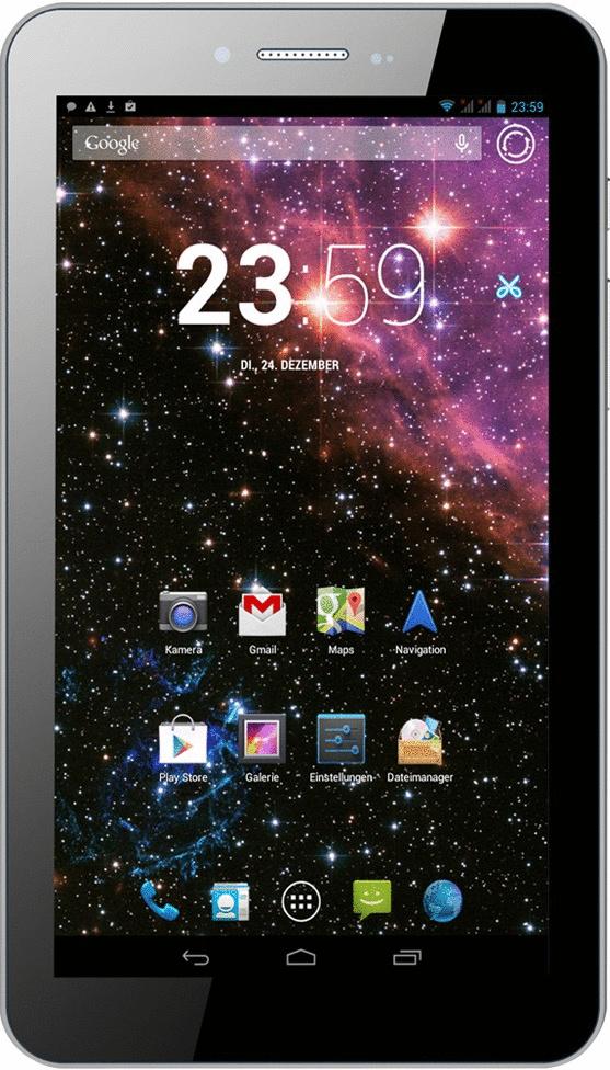Xoro TelePAD 731 7 8GB [Wi-Fi + 3G, inkl. Schut...