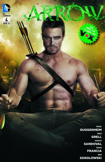 Arrow - Comic zur TV-Serie: Band 4 - Marc Gugge...
