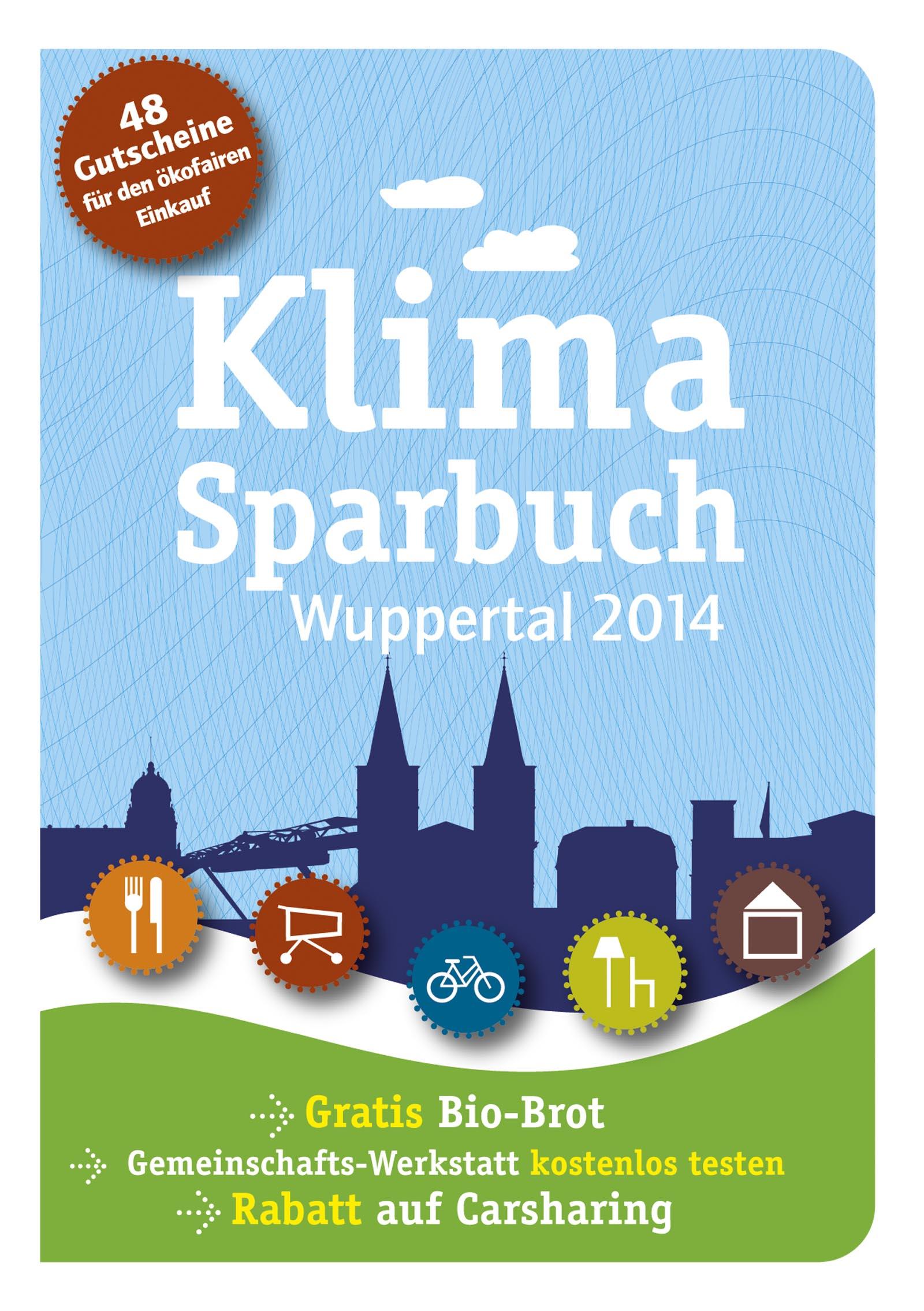 Klimasparbuch Wuppertal 2014: Klima schützen & ...