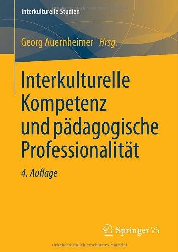 Interkulturelle Kompetenz und pädagogische Prof...
