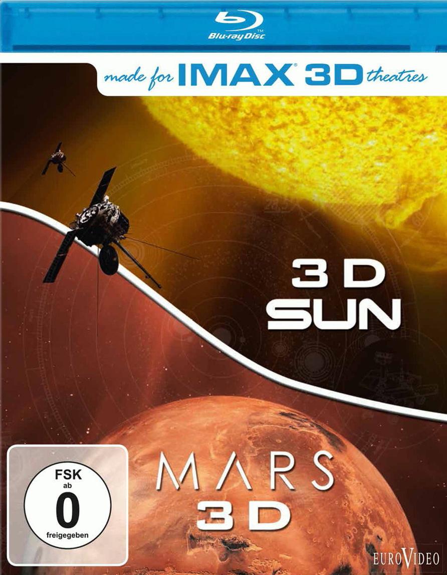IMAX: Sun 3D/Mars 3D