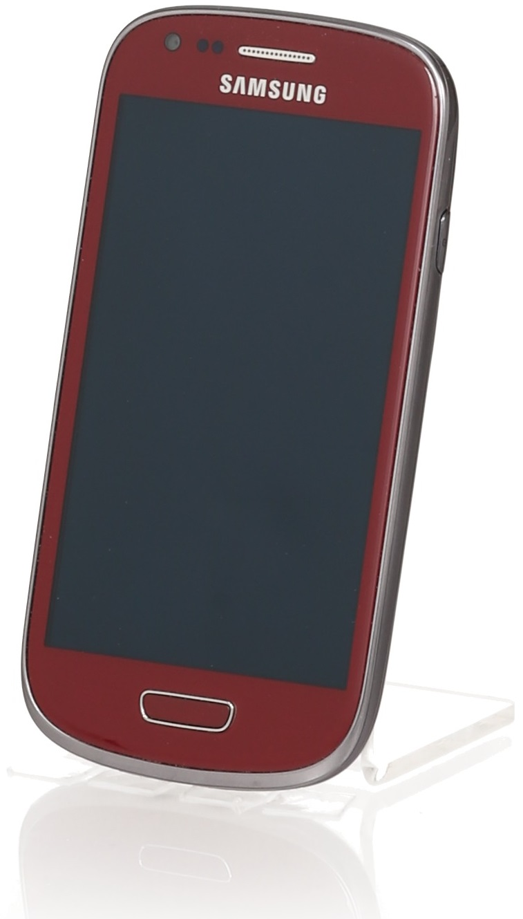 Samsung I8200N Galaxy S III mini 8GB [Value Edition incl. Near Field Communication] rood