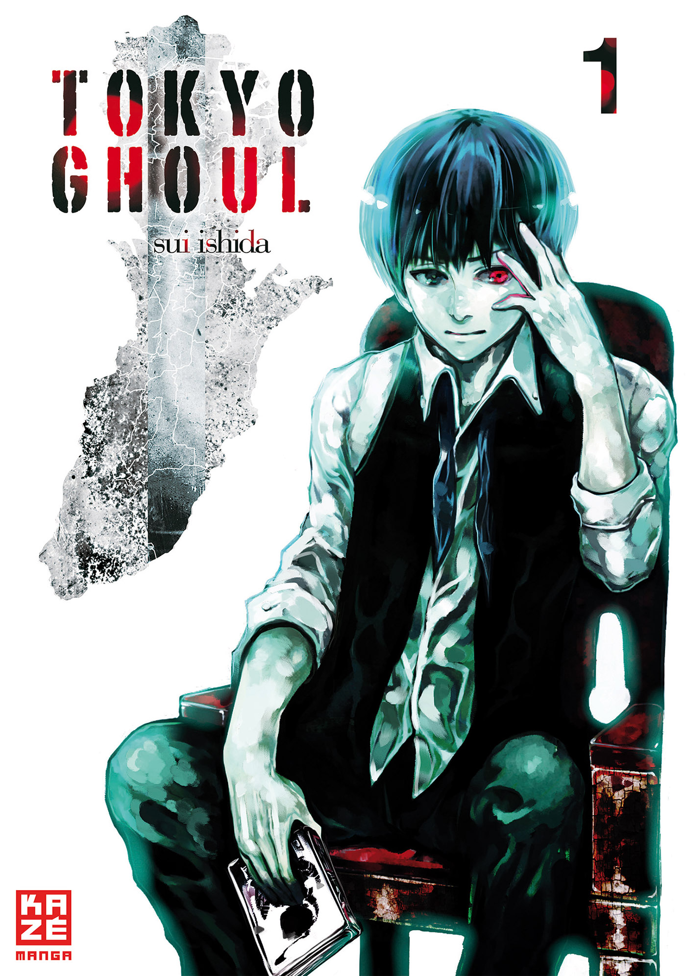 Tokyo Ghoul 01 - Ishida, Sui