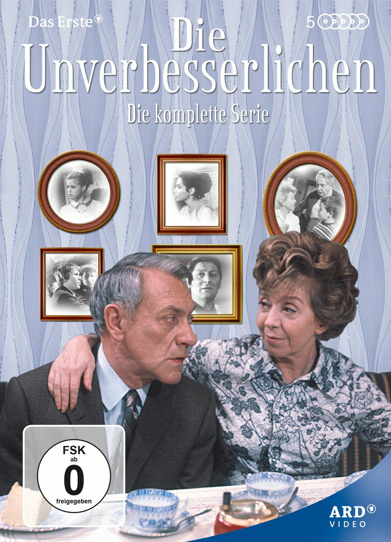 Die Unverbesserlichen - Neuauflage [4 DVDs]