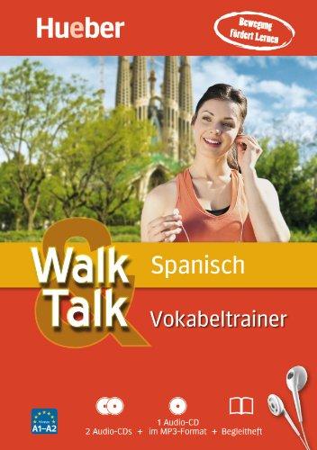 Walk & Talk Spanisch Vokabeltrainer: Paket - Ru...