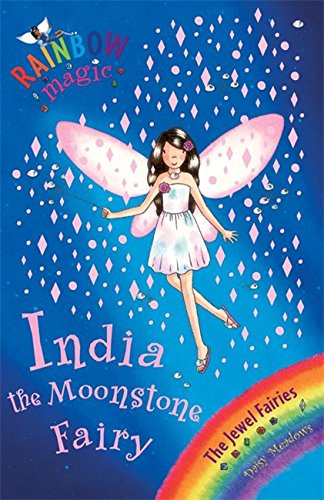 Rainbow Magic the Jewel Fairies (india the moonstone fairy) - Daisy Meadows