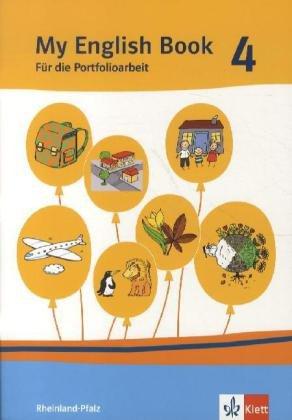 My English Book / Activity Book 4: Für die Port...