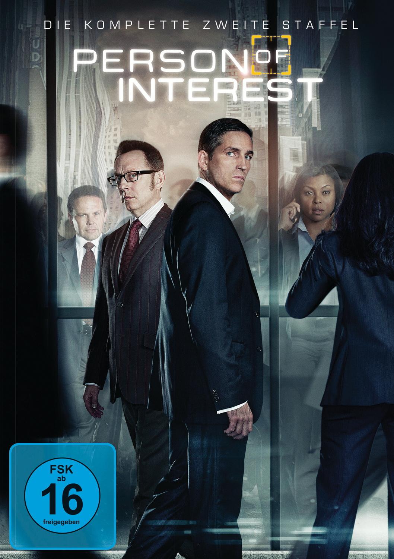 Person of Interest - Die komplette zweite Staffel [6 DVDs]