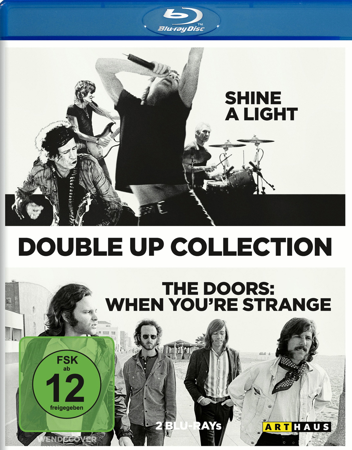 The Doors - When You´re Strange/Shine a Light [Double-Up Collection]