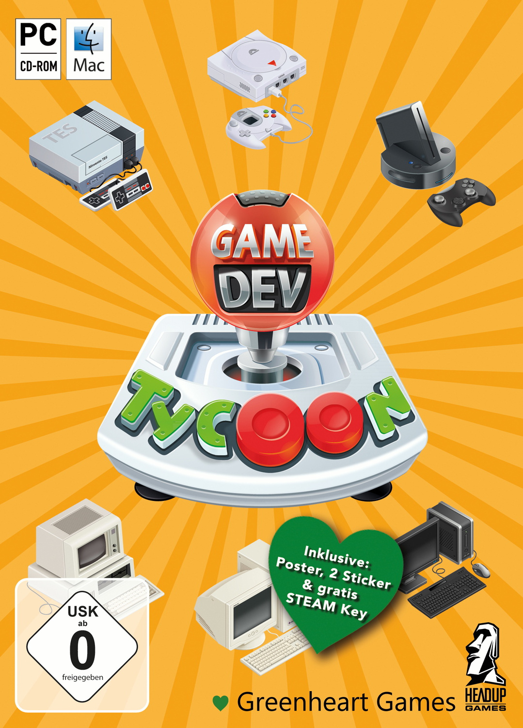 Game Dev Tycoon (Collector´s Edition)
