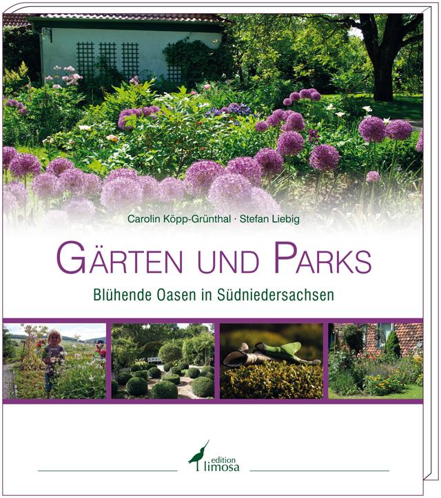 Gärten und Parks: Blühende Oasen in Südniedersa...